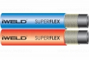 SUPERFLEX iker tömlő 6,3x6,3mm (50m) (17.6kg)